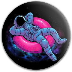 Floating In Space Dynamic Discs Fuzion Felon Driver Disc