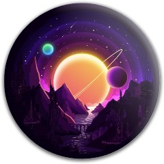 Orbital Dynamic Discs Fuzion Felon Driver Disc