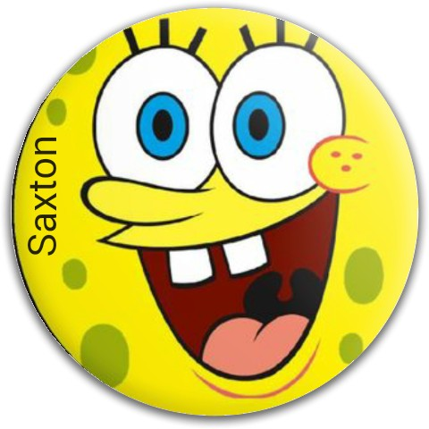 spongebob Latitude 64 Gold Line Scythe Driver Disc