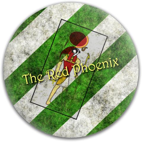 red phoenix Latitude 64 Gold Line Scythe Driver Disc
