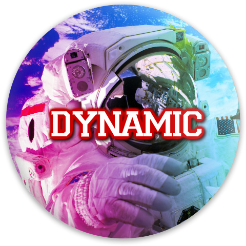 Out Of This World Dynamic Discs Fuzion Suspect Midrange Disc