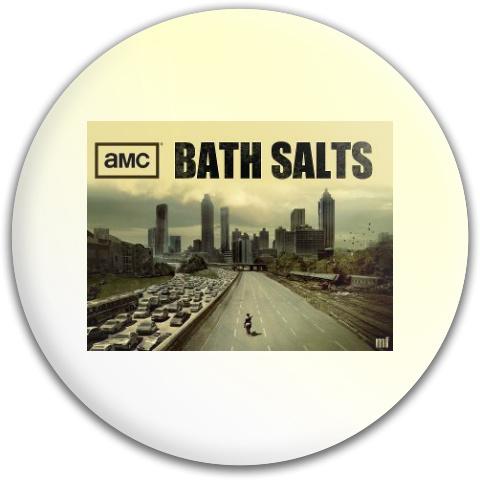 AMC Bath Salts Medium Dynamic Discs Fuzion Verdict Midrange Disc