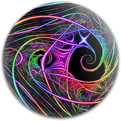 Spiral Trap Dynamic Discs Fuzion Judge Putter Disc