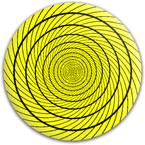 Spiral Illusion Dynamic Discs Fuzion Truth Midrange Disc