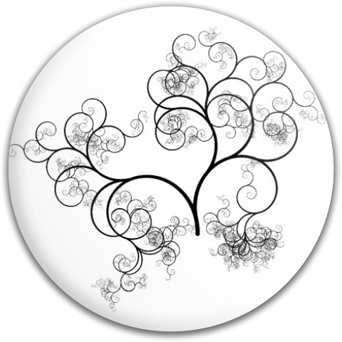 Spiral Tree 3 by Curran Kelleher Dynamic Discs Fuzion Judge Putter Disc