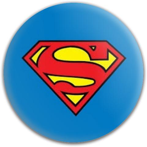 Superman Dynamic Discs Fuzion Truth Midrange Disc