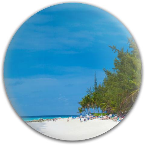 Beachfront Dynamic Discs Fuzion Judge Putter Disc