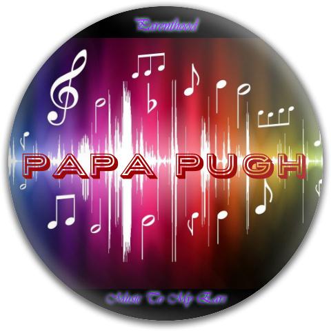 Papa Pugh MVP Neutron Volt Driver Disc
