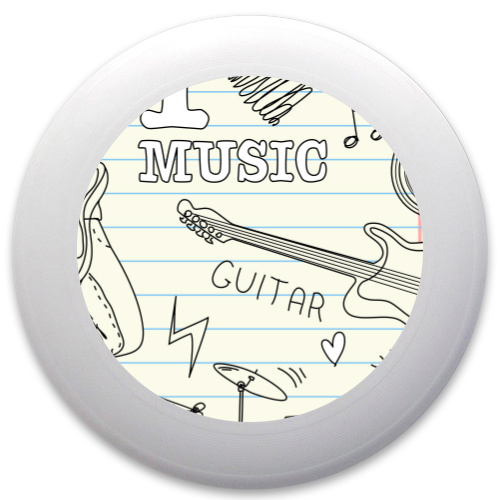 I Heart Music Innova Pulsar Custom Ultimate Disc