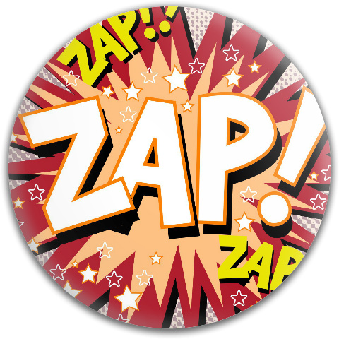 Zap! Dynamic Discs Fuzion Verdict Midrange Disc