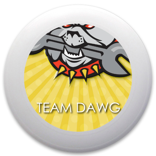 Team Dawg Innova Pulsar Custom Ultimate Disc