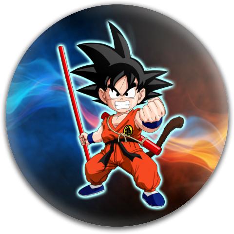 Goku Dynamic Discs Fuzion Judge Putter Disc
