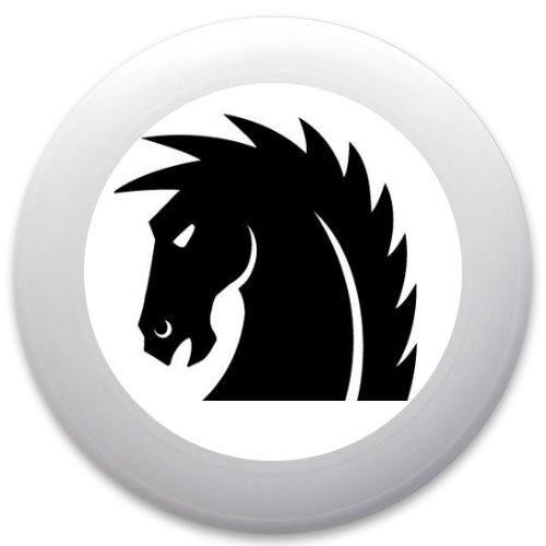 the dark horse Innova Pulsar Custom Ultimate Disc