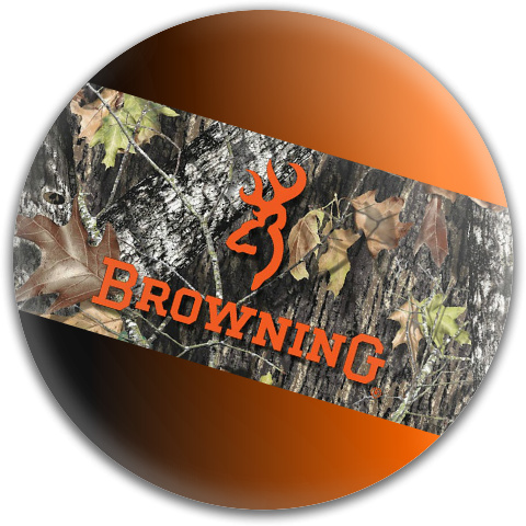 Browning Dynamic Discs Fuzion Judge Putter Disc