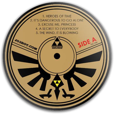 Triforce Records Latitude 64 Gold Core Disc