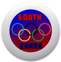 south korea 2 Innova Pulsar Custom Ultimate Frisbee Disc