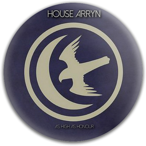 Arryn Sigil Dynamic Discs Fuzion Judge Putter Disc