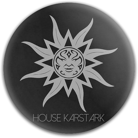 House Karstark Dynamic Discs Fuzion Enforcer Driver Disc