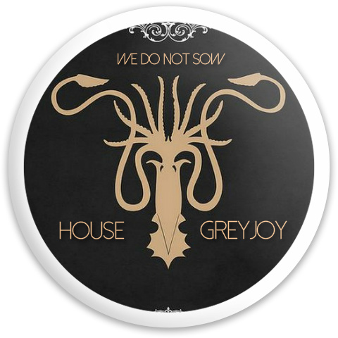 House Greyjoy Westside Discs Tournament World Driver Disc