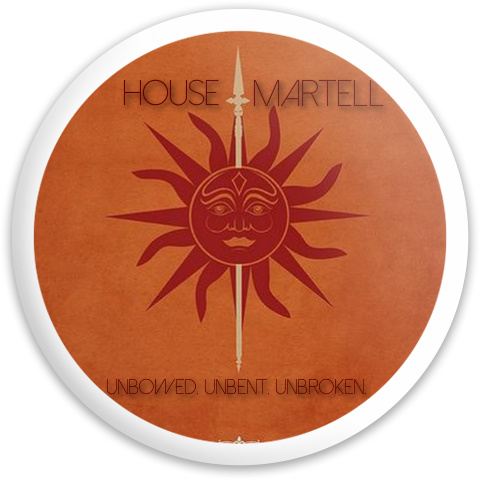 House Martell Latitude 64 Gold Line Saint Pro Driver Disc