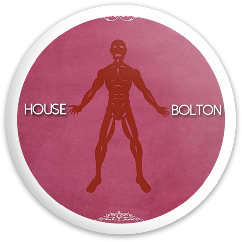 House Bolton Westside Discs Tournament Giant Driver Disc