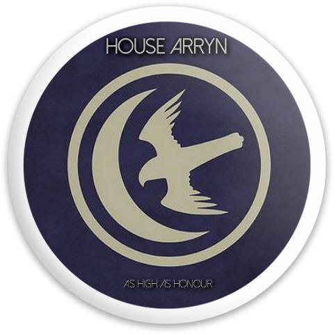 House Arryn Dynamic Discs Fuzion Freedom Driver Disc