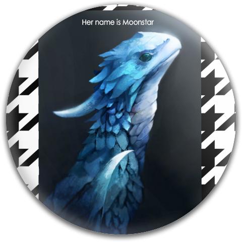 Moonstar Dynamic Discs Fuzion Judge Putter Disc