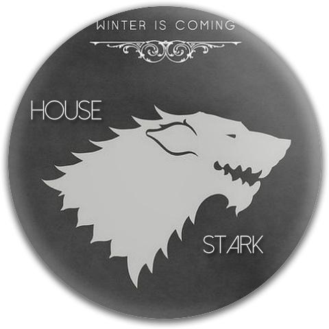 House Stark Dynamic Discs Fuzion Enforcer Driver Disc