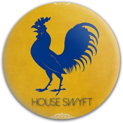 House Swyft Dynamic Discs Fuzion Thief Driver Disc