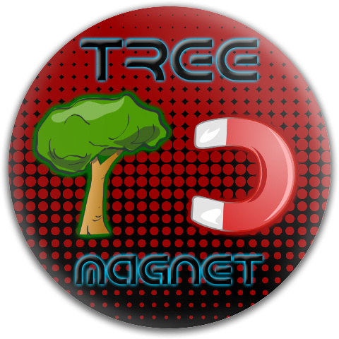 tree magnet Dynamic Discs Fuzion Felon Driver Disc