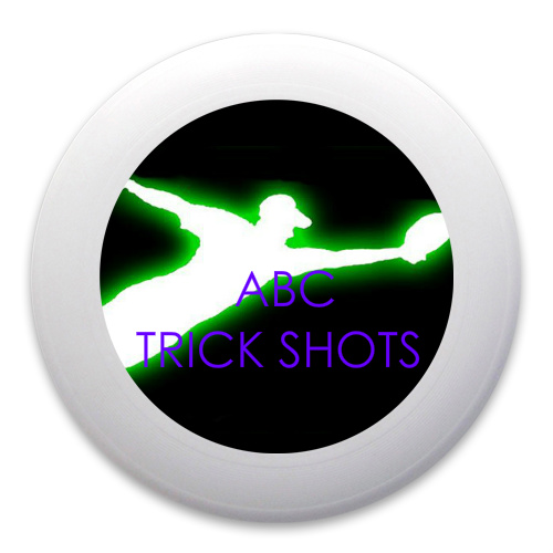 ABC TRICK SHOTS Ultimate Frisbee