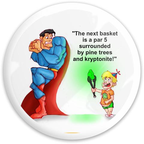 Kryptonite Westside Discs Tournament Giant Driver Disc