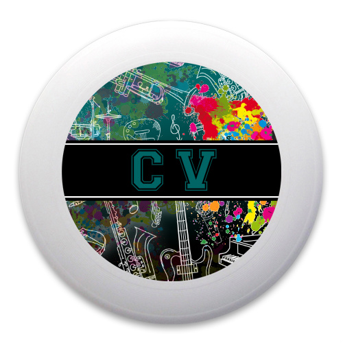 CV Music Explosion Ultimate Frisbee