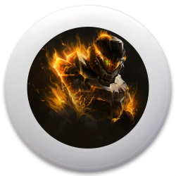 Ultimate Light Up Disc White