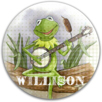 Willison Putter Dynamic Discs Fuzion Warden Putter Disc