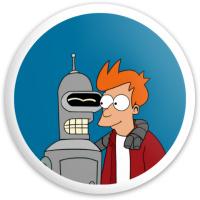 Bender 'n Fry Dynamic Discs Fuzion Trespass Driver Disc