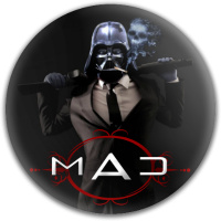 MAD force Dynamic Discs Fuzion Judge Putter Disc