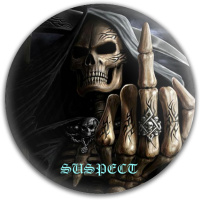suspect off Dynamic Discs Fuzion Suspect Midrange Disc