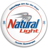 Naturdays are for the Boys Dynamic Discs Fuzion Judge Putter Disc