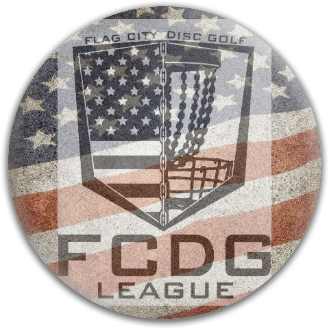 Flag City Disc Golf League Dynamic Discs Fuzion Warden Putter Disc