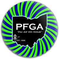 PFGA Dynamic Discs Fuzion Judge Putter Disc