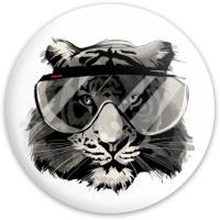 Tiger Disc Dynamic Discs Fuzion Defender Driver Disc