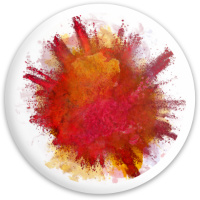 fire splash Dynamic Discs Fuzion Defender Driver Disc