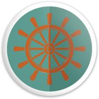 Helm Dynamic Discs Fuzion Defender Driver Disc