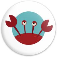 Crab Dynamic Discs Fuzion Defender Driver Disc