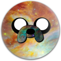 Jake in Space Dynamic Discs Fuzion Judge Putter Disc
