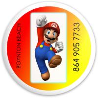 Mario Latitude 64 Gold Line Bolt Driver Disc
