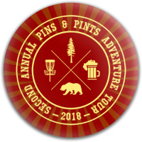Pins & Pints 2 Dynamic Discs Fuzion Convict Driver Disc