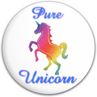 Pure Unicorn Latitude 64 Gold Line Pure Putter Disc