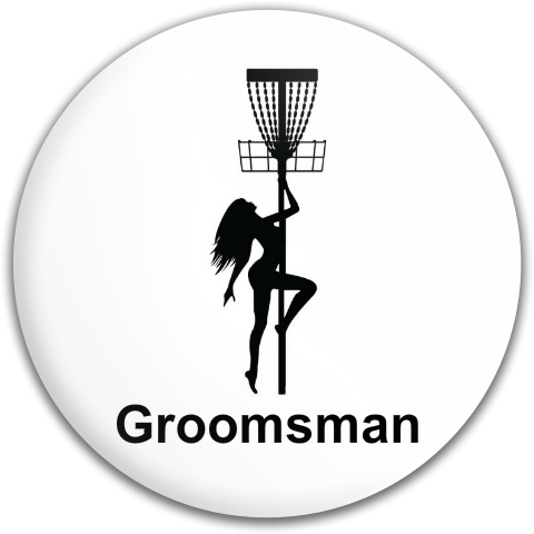 Groomsman Bachelor Party Disc Latitude 64 Gold Line Culverin Driver Disc